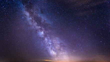 Into The Atmosphere California Timelapse 4K - Rescore Richard Dobeson